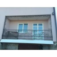 Балкон с прямоугольной рамкой, мод.№15