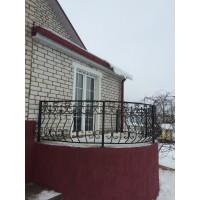 Балкон полукруглый, мод.№13