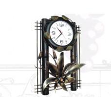 Часы, цвет черный с золотом арт. № Д-0104