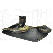 Карандашница, цвет черный с золотом арт. № Д-0106