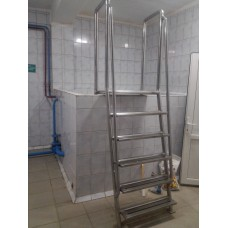 Лестница для бассейна - модель №6