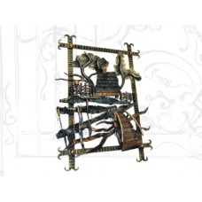 Панно кованое, цвет бронза арт. № ПК-0106