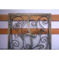 Вентиляционная решетка для камина, мод.№10